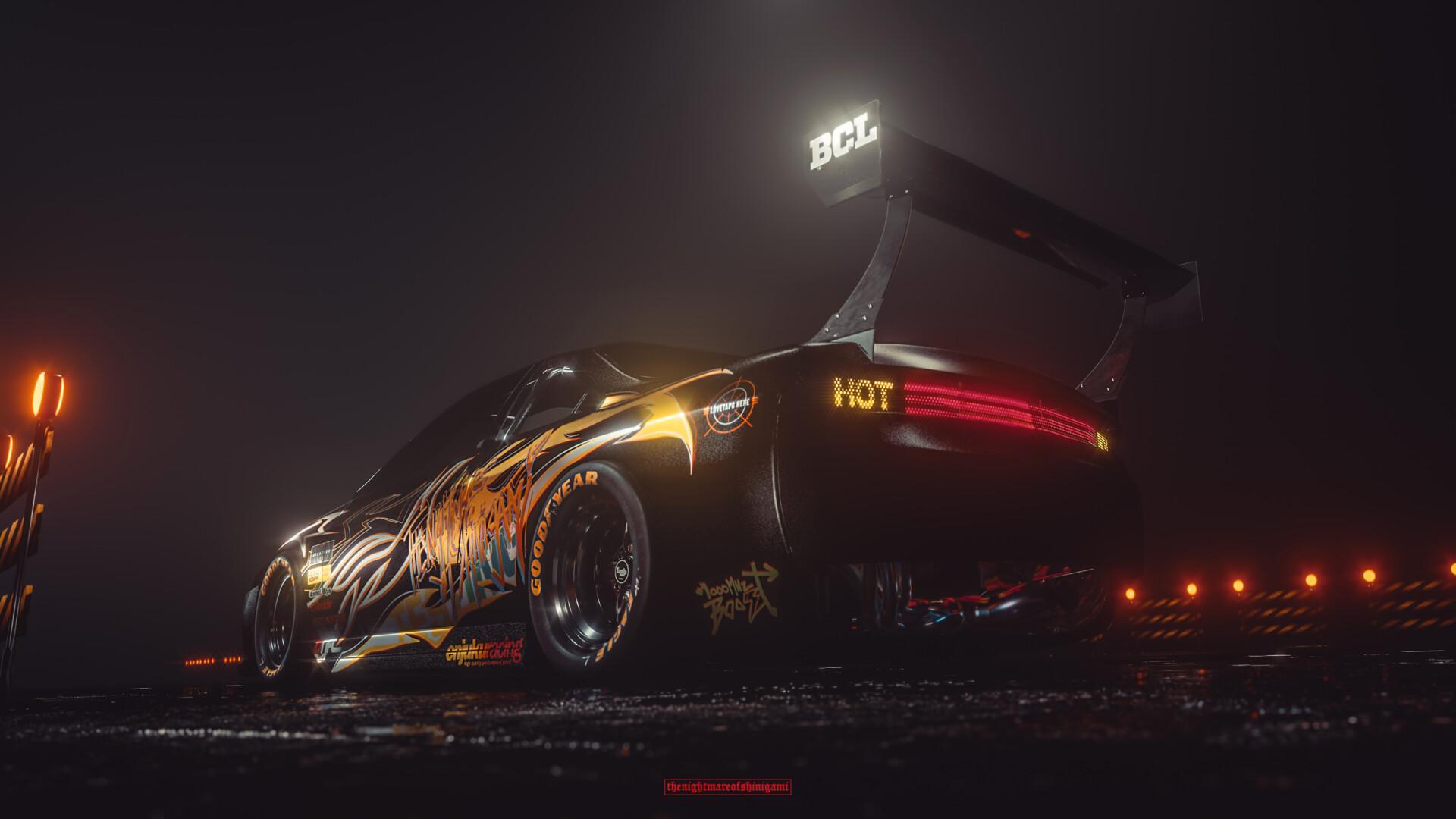 Hotboi Drift Car