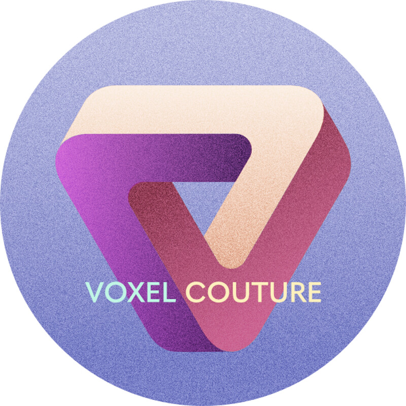 Voxel Couture (Brand Design)
