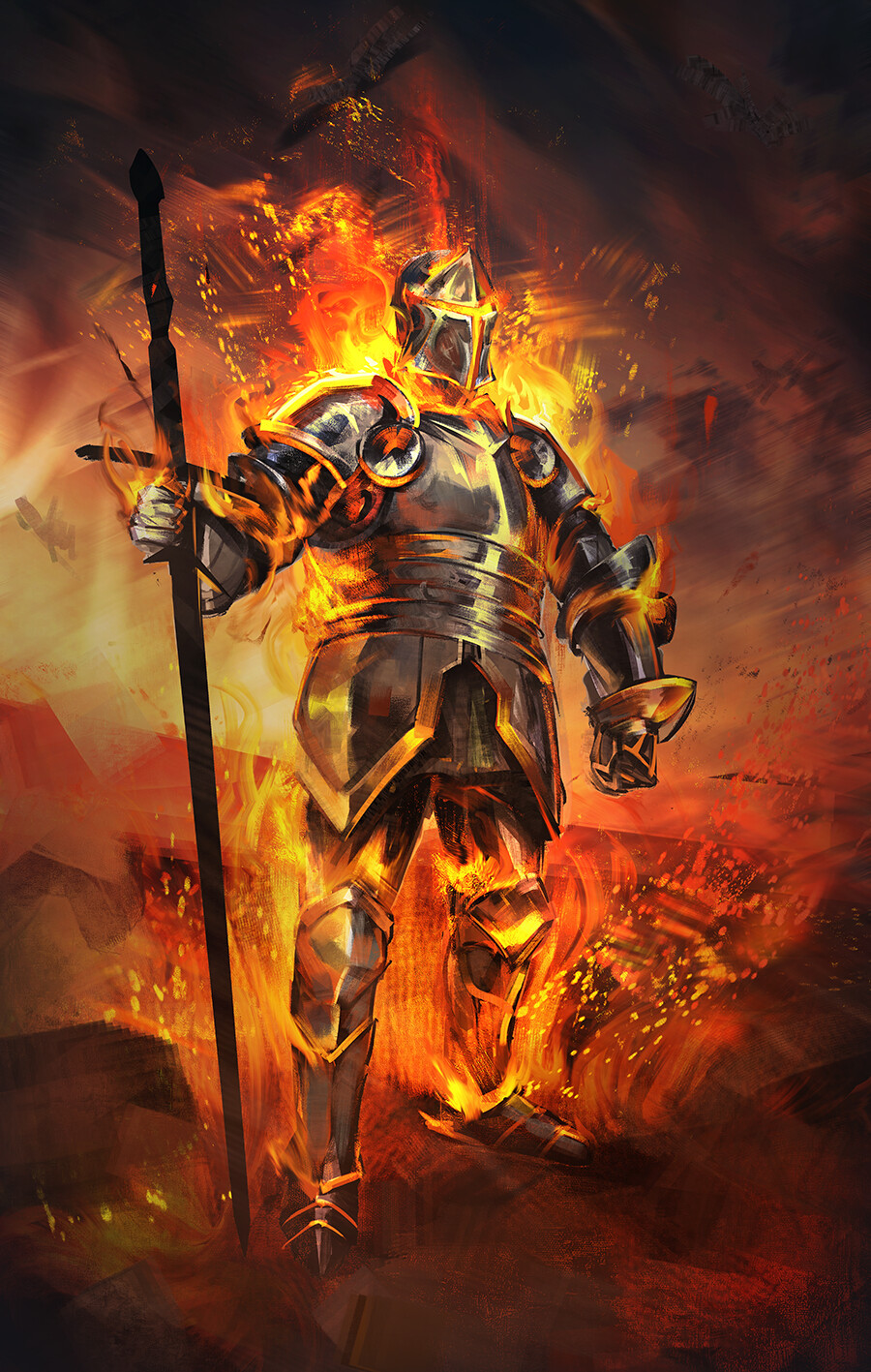 Burning legion