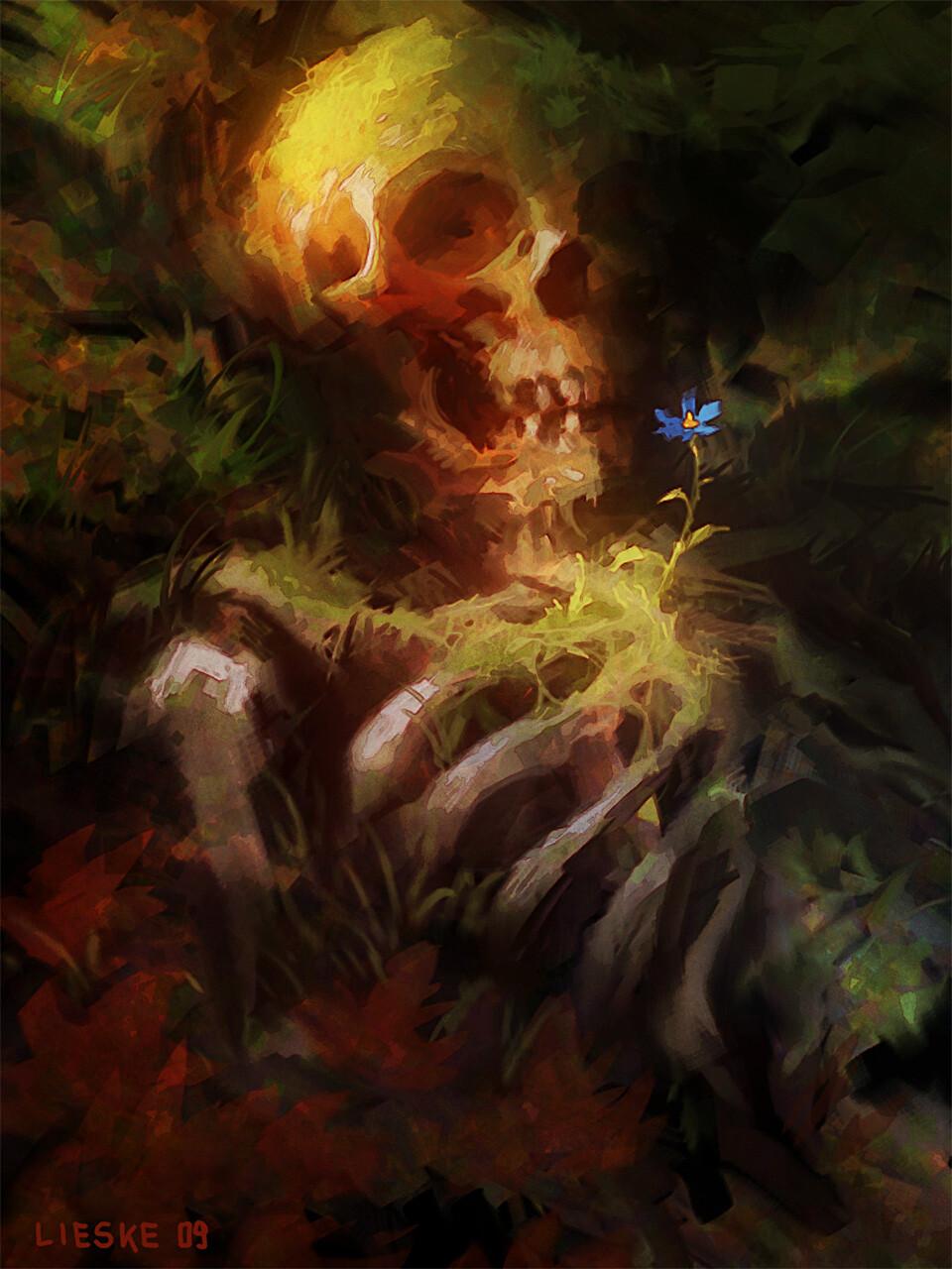 """Old Bones"" - 2007"
