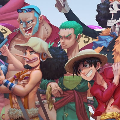 Li hao one piece 9