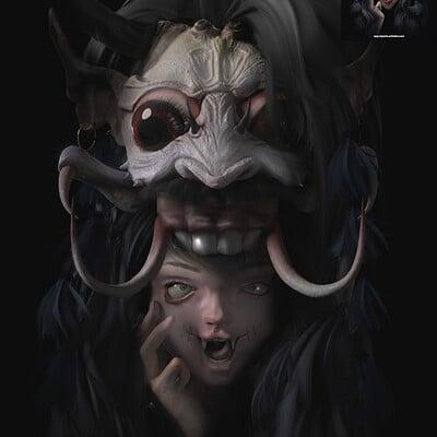 Karin wolf demongirl 2