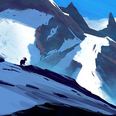 Josef barton sp glacier study