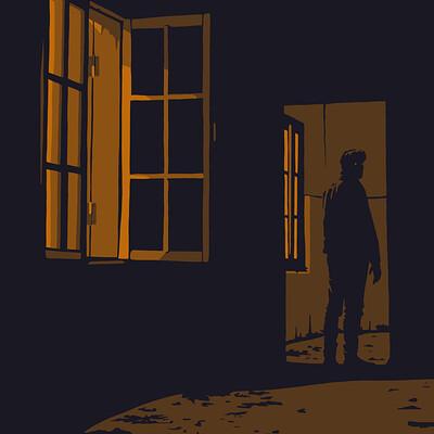 Garrett landry haunted 3