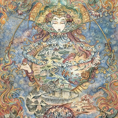 Francesca baerald fbaerald l5rrpg celestialrealms