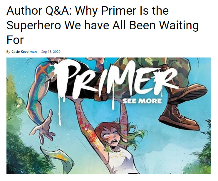 Link: https://www.readunwritten.com/2020/09/18/author-why-primer-superhero-waiting/