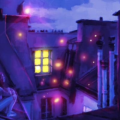 Thomas campi night lights2