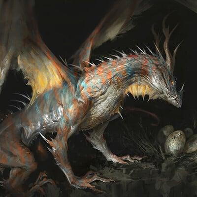 Antonio j manzanedo dragon nest mazanedo