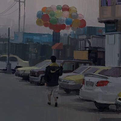Alexander mandradjiev balloons v3