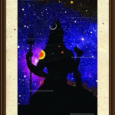 Rajesh r sawant lord shiva universe