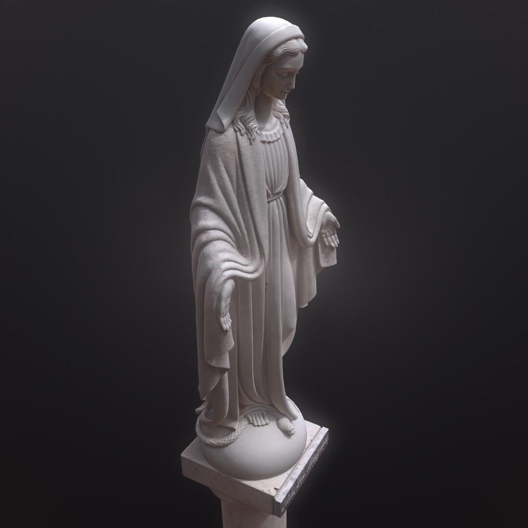 Final render - sculpture 03