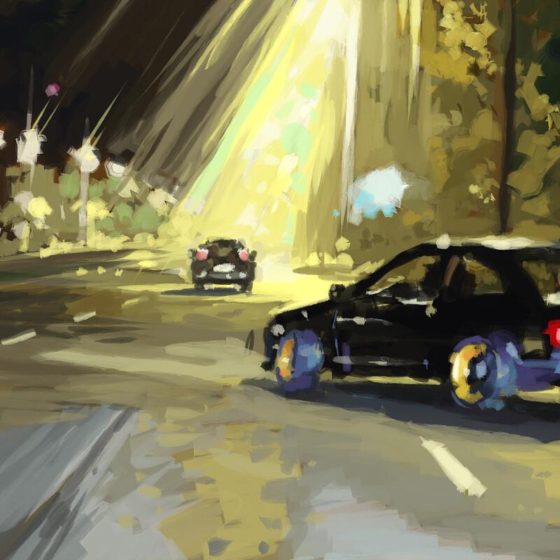 Studies 1 - cars
