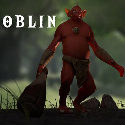 J siyah graham bokoblin render