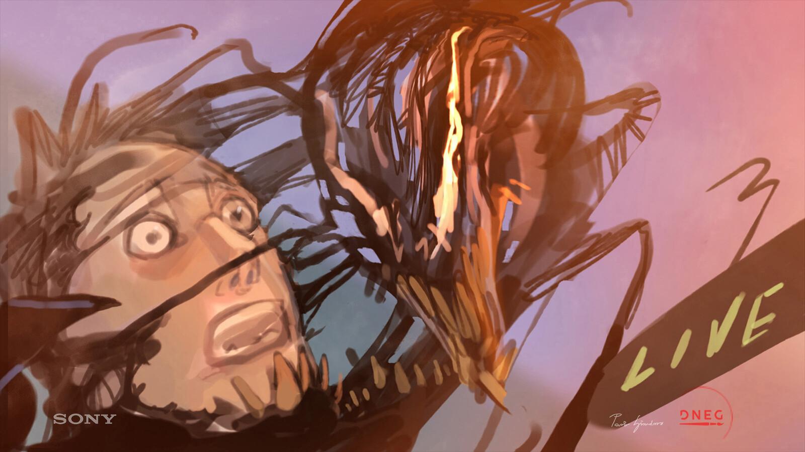 """Symbiote: """"Live, Eddie!"""""""