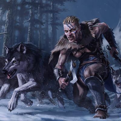 Vilenko vujicevic wolfpack 2