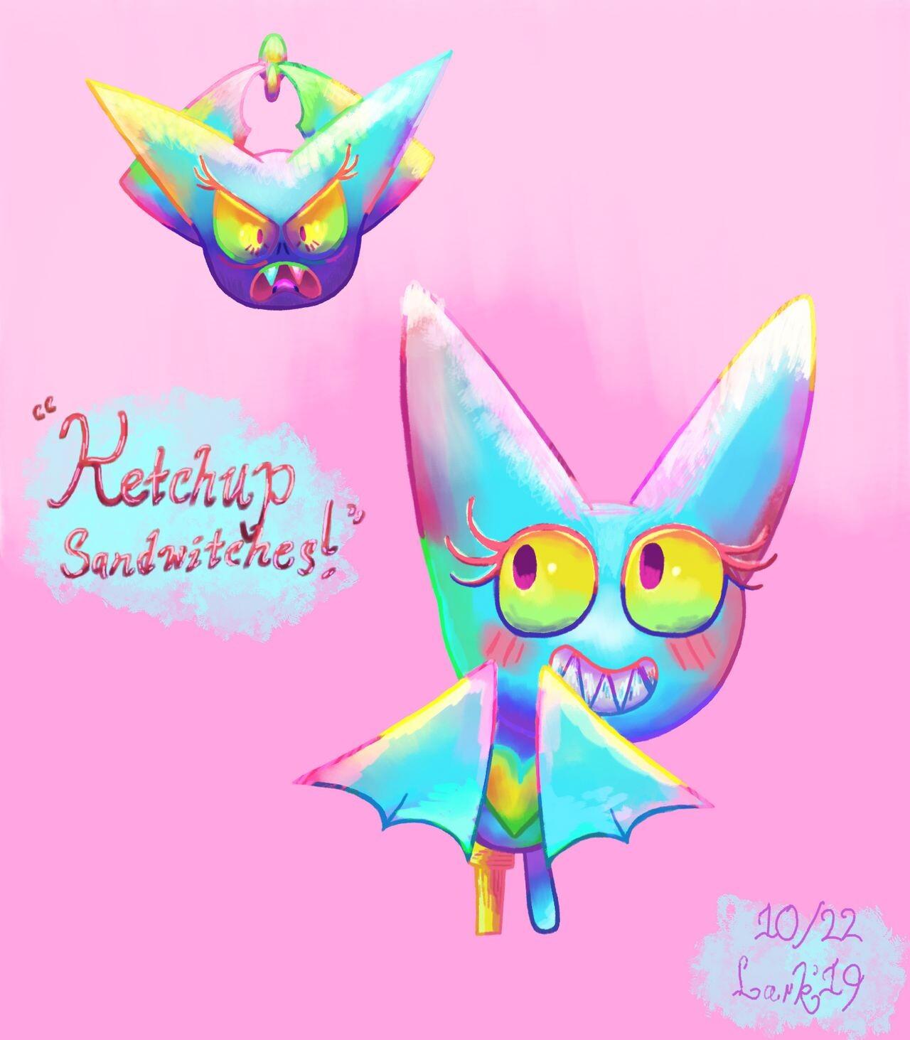 Adorabat Fan Art Gwenyth O Hare Artstation It's that time of year again! adorabat fan art gwenyth o hare