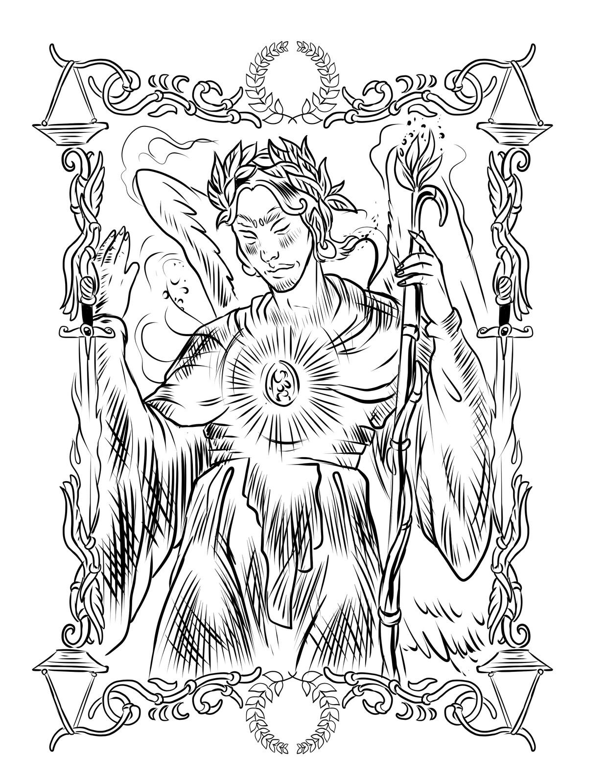 God of Virtue