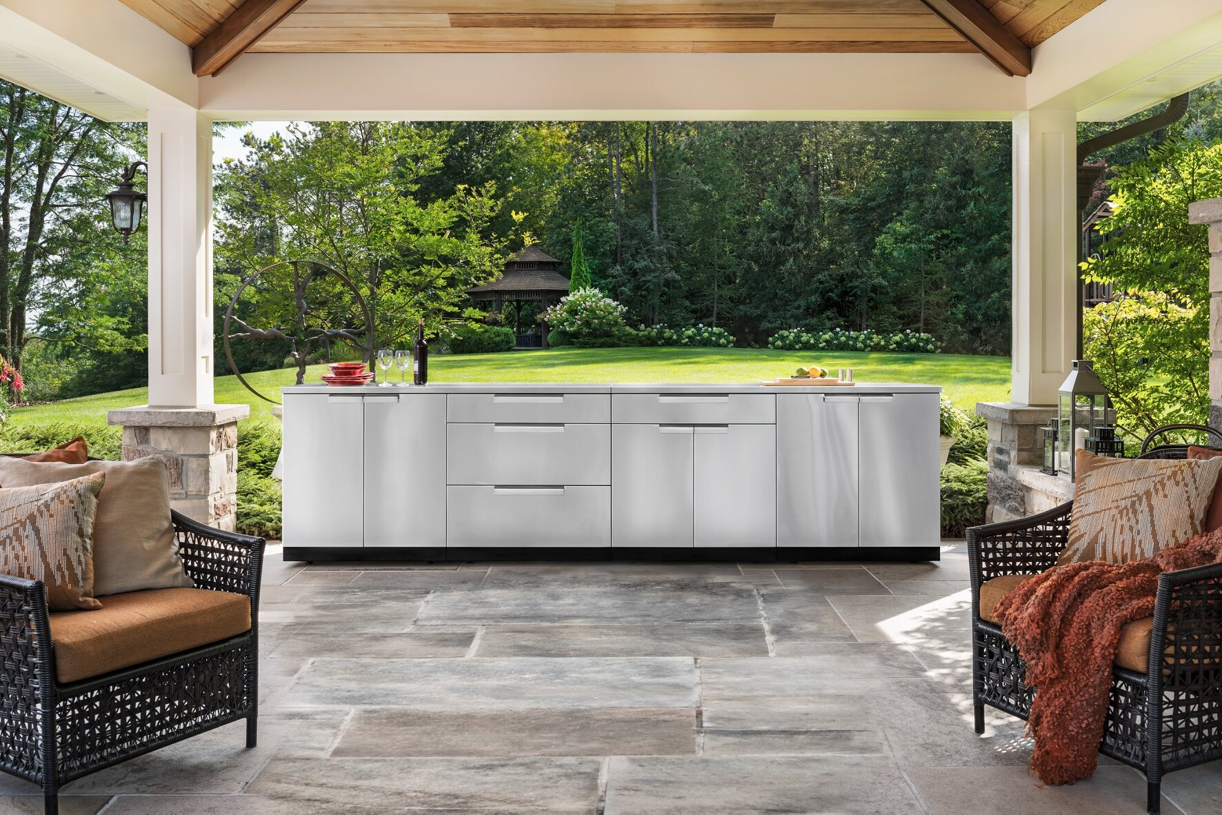 Artstation Outdoor Kitchen Cabinet For Sale Justin Robinson