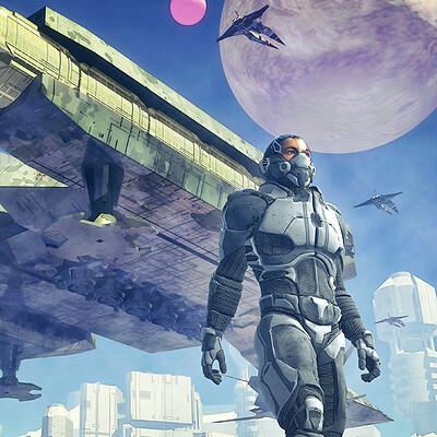 Luca oleastri spaceport
