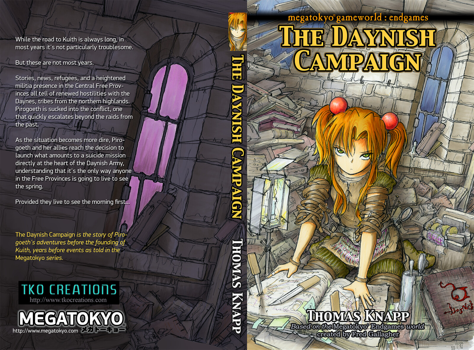 Mockup for the final book cover