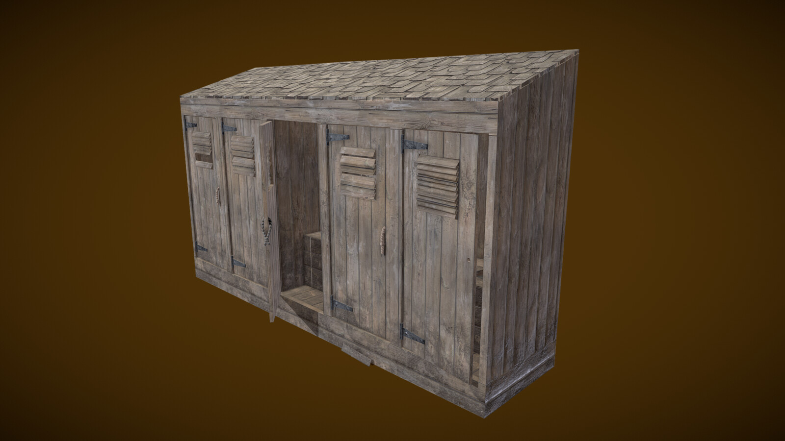 Tenement Outhouses