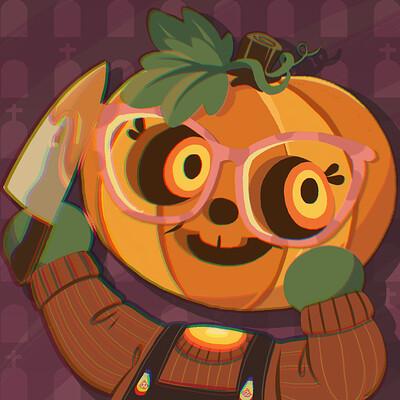 Jess lome halloween