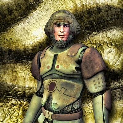 Luca oleastri the sergeant