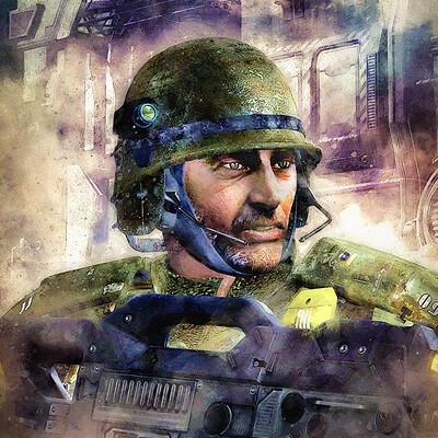 Luca oleastri the veteran