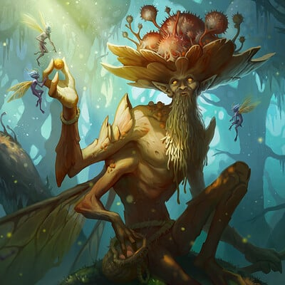 Dan pilla ancient spore druid final