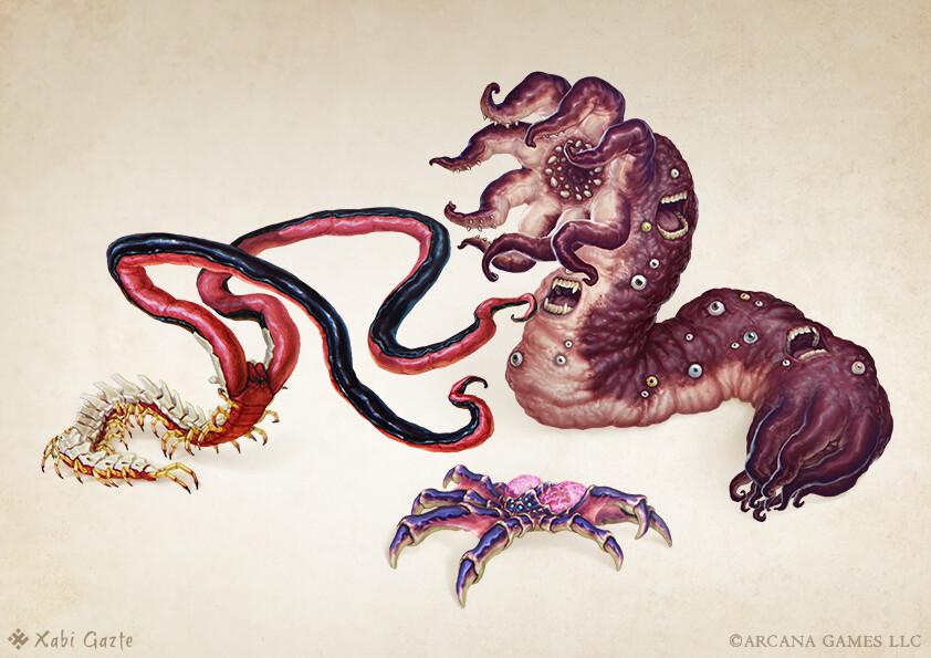 [Fantasy Familiars] - Parasites