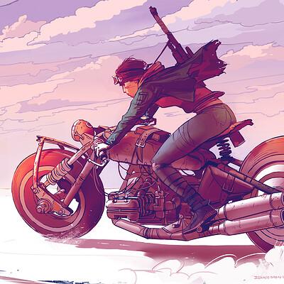 Ignacio bazan lazcano bike 1 lowres