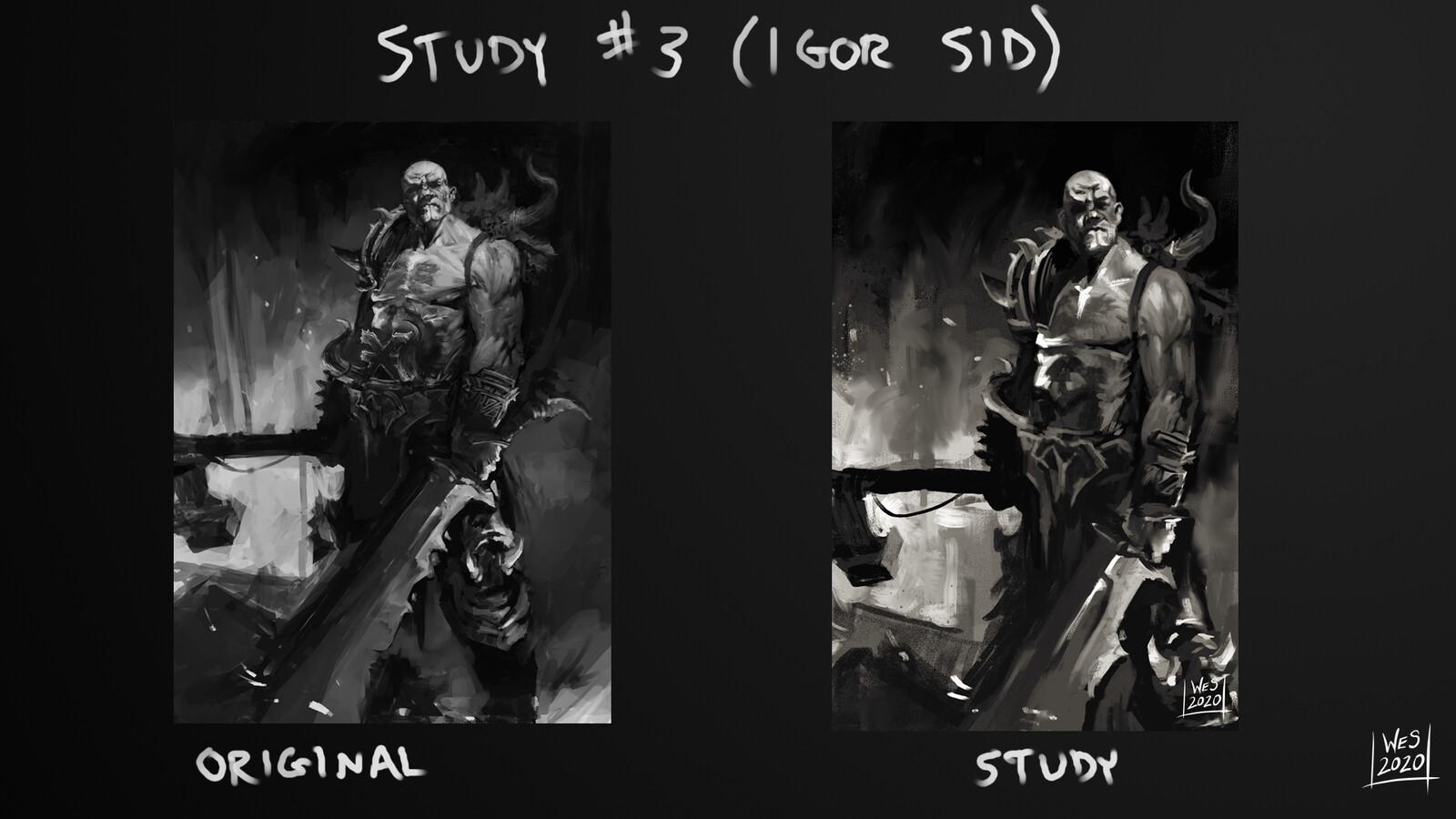 Reference Comparison #3