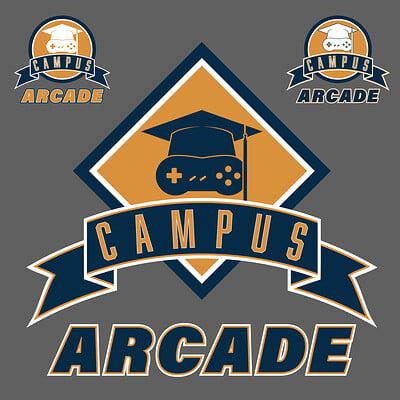 Andrej campus arcade logo 02