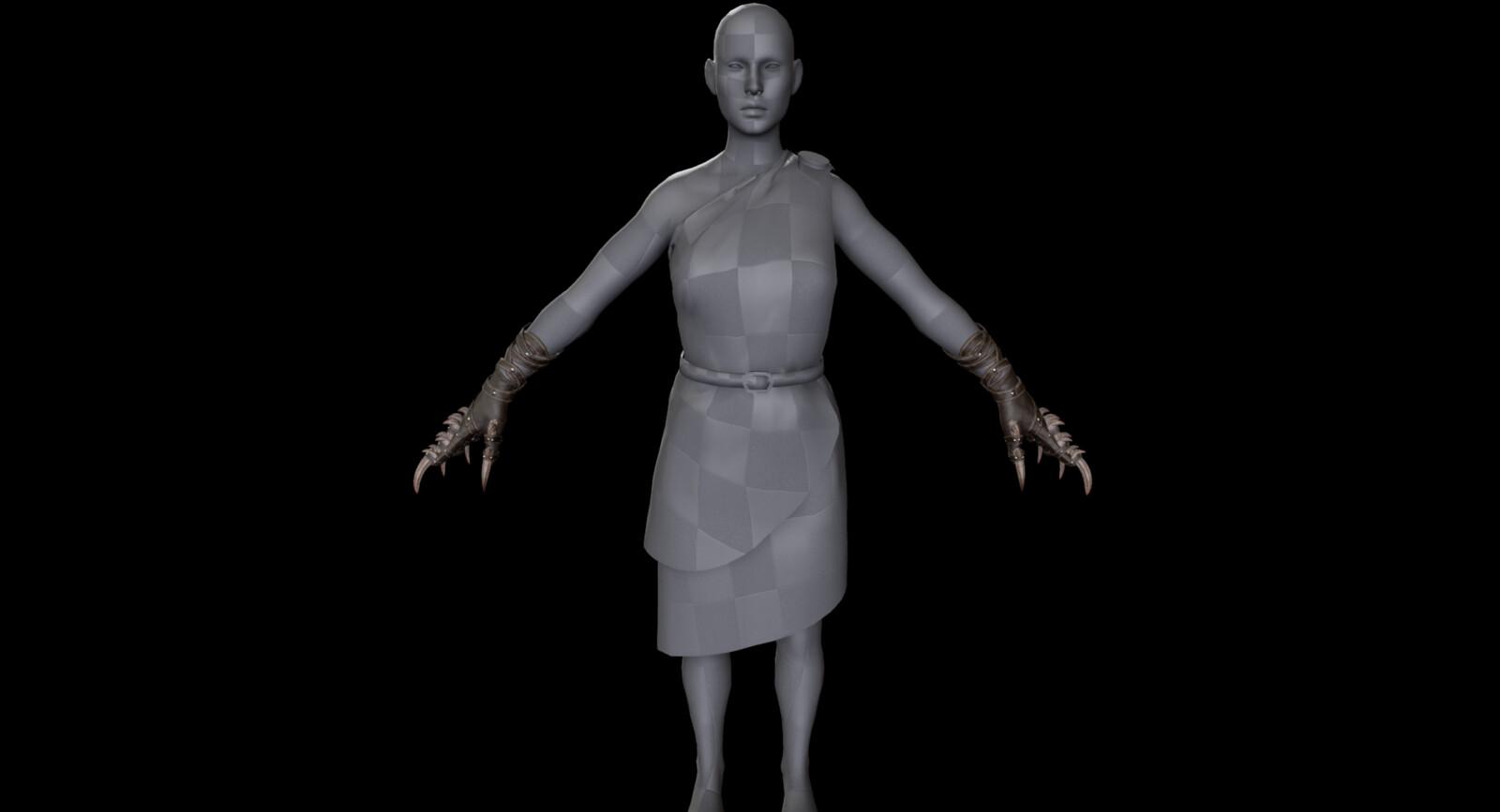 Female version