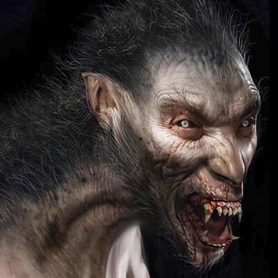 Constantine sekeris as grimm wolf02