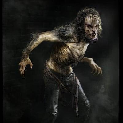 Constantine sekeris grimm bludbat werewolf08a