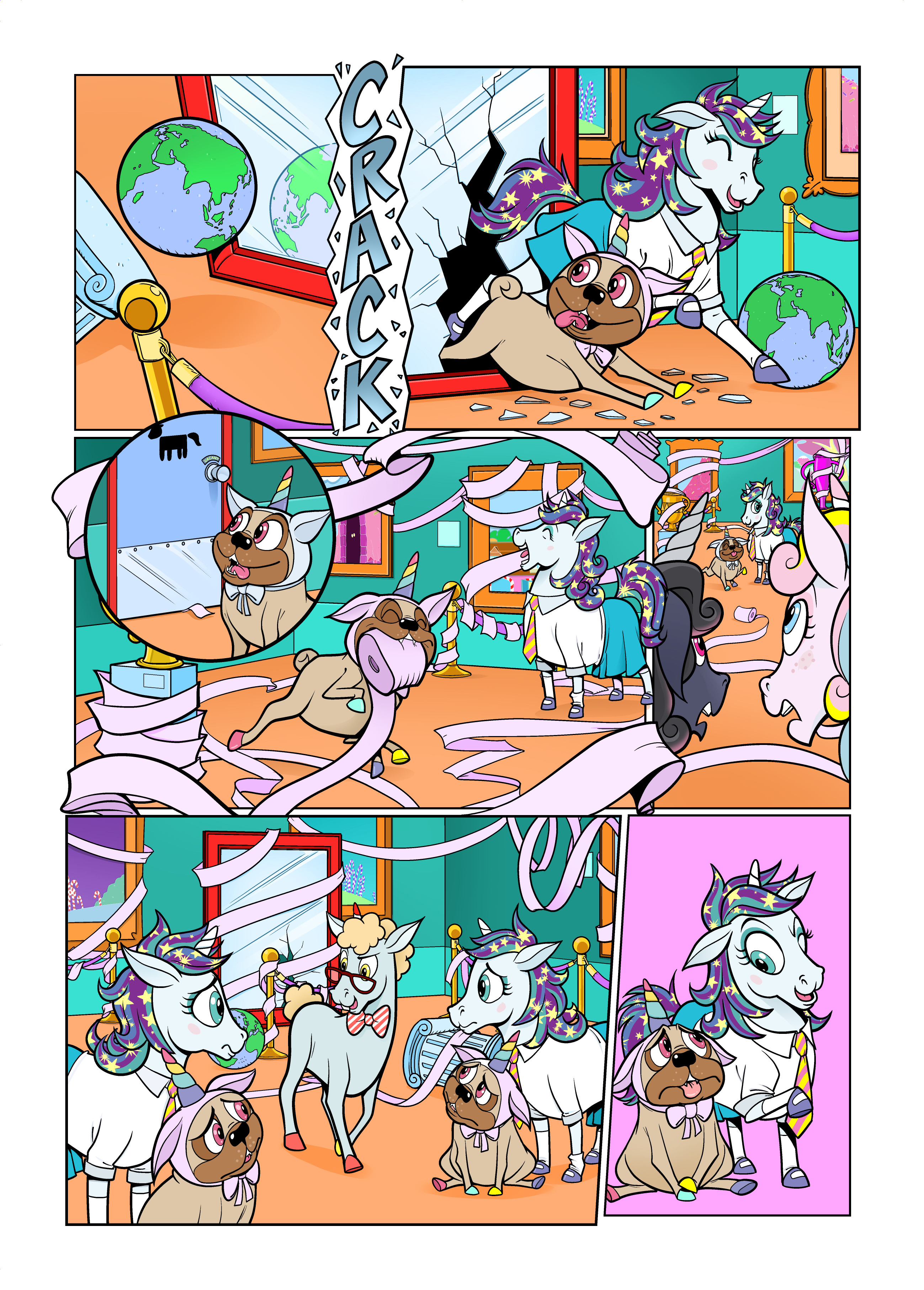 Unicorn Universe - Museum of Magic : Page 2