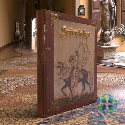 Timothy klanderud behavr storybook substance render 01a