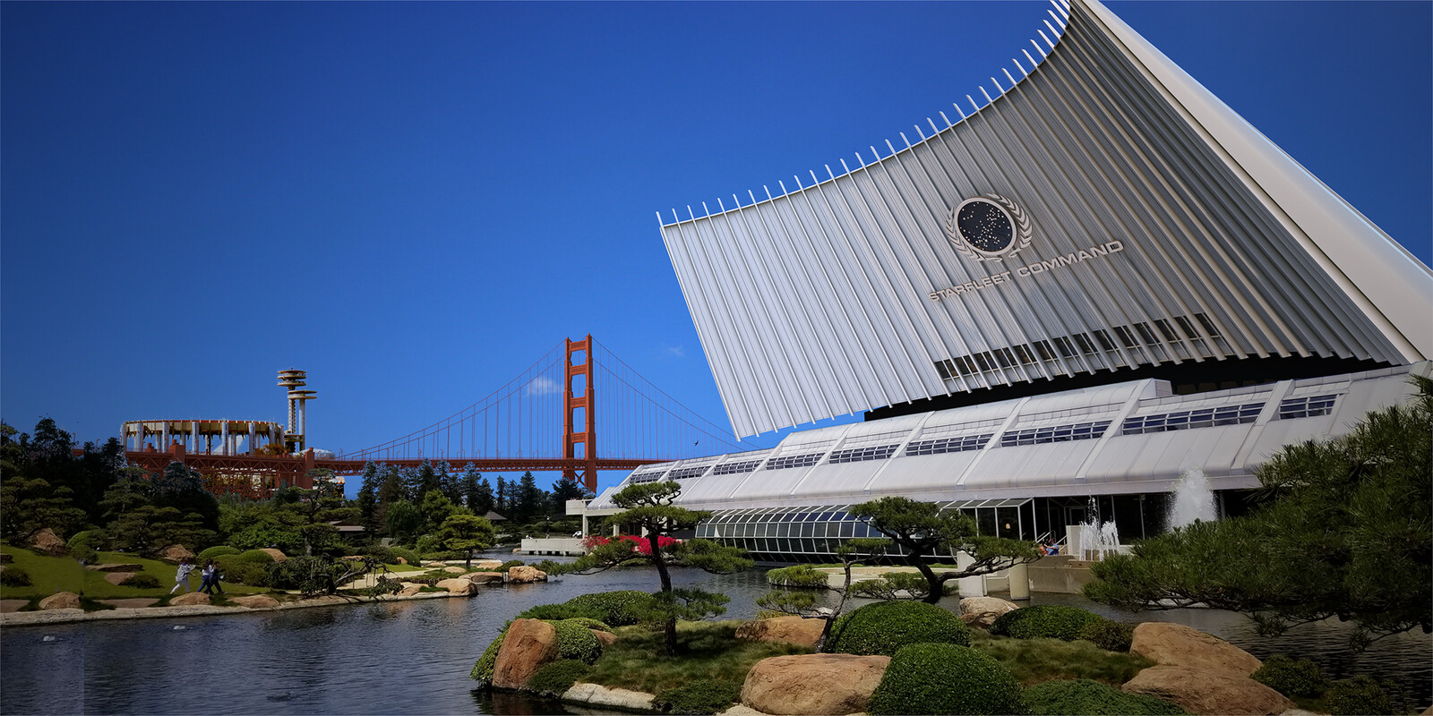 Starfleet Command Administration Building