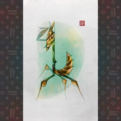 Eric lynx lin mantis 100520