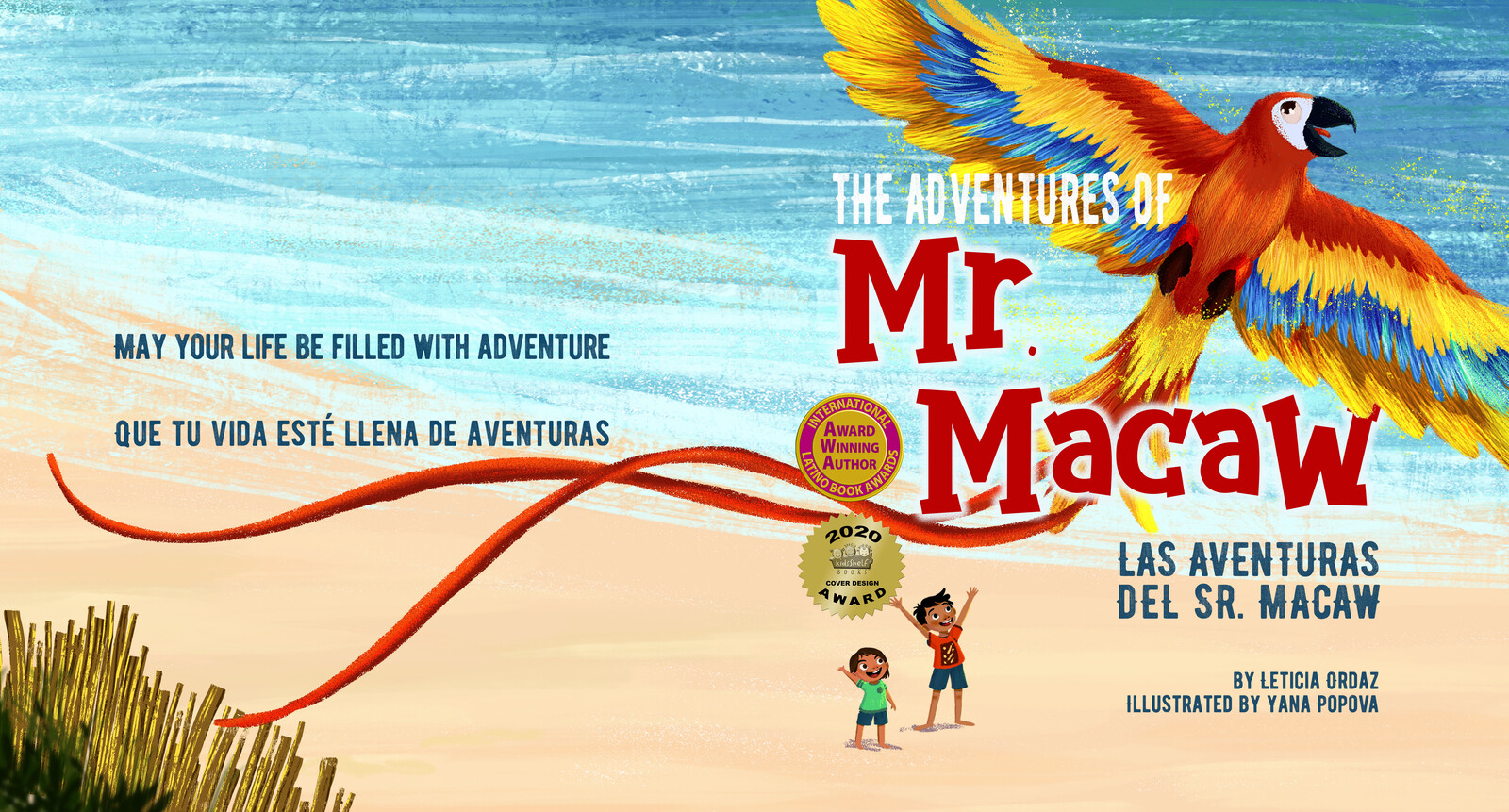 The Adventures of Mr.Macaw