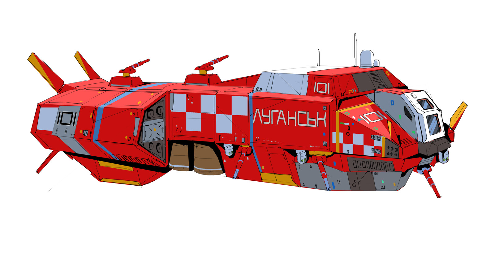 """lugansk"" firefighter ship"
