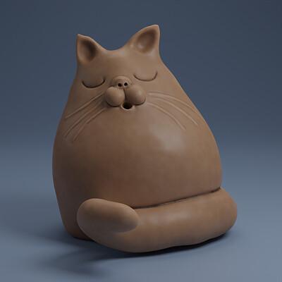 Jonathan walton catsculpt