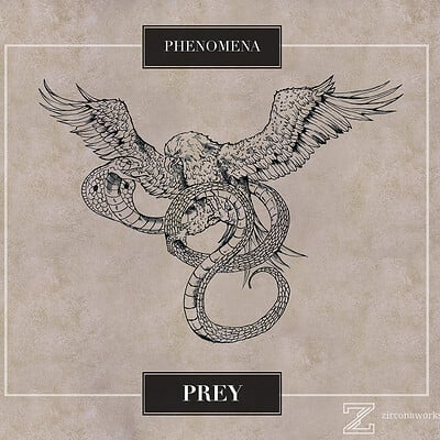 Prey - Record Cover