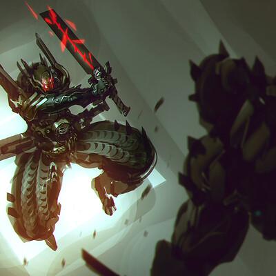 Benedick bana darkfall exodus blade lores