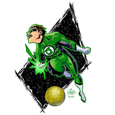 Ben herrera green lantern 01