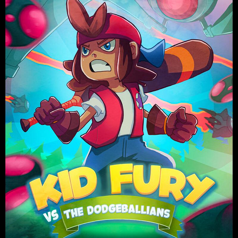 Kid Fury vs. The Dodgeballians