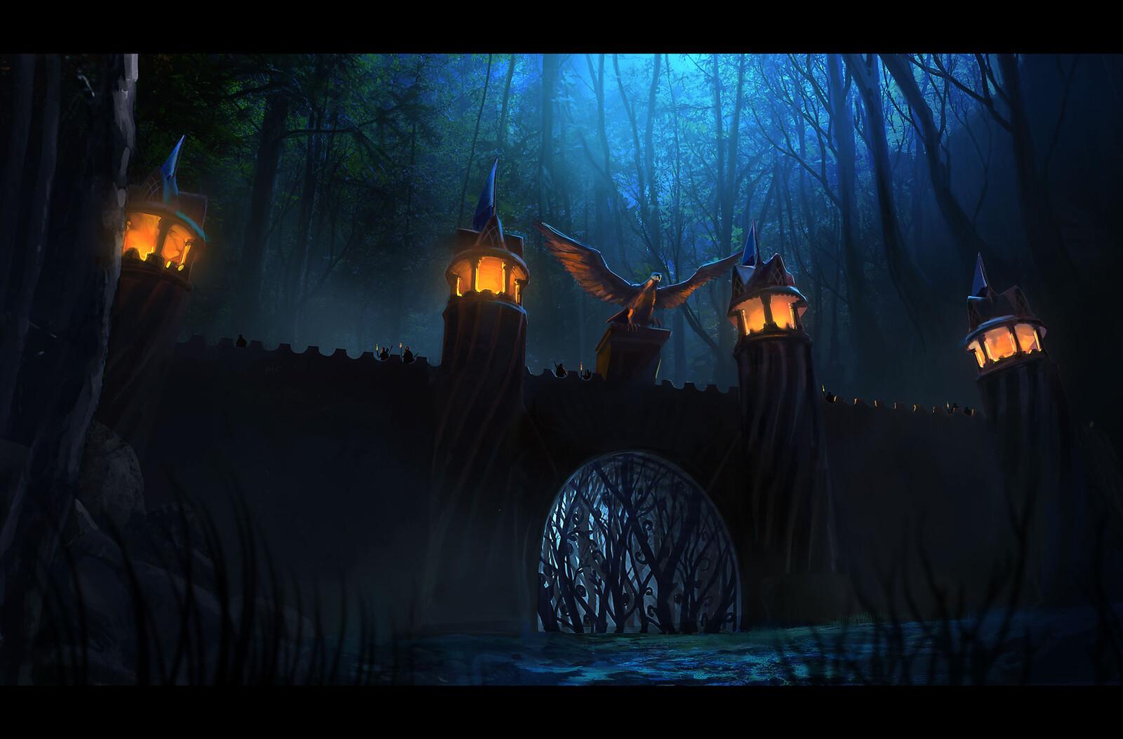 Gondolin Iron Gate 2