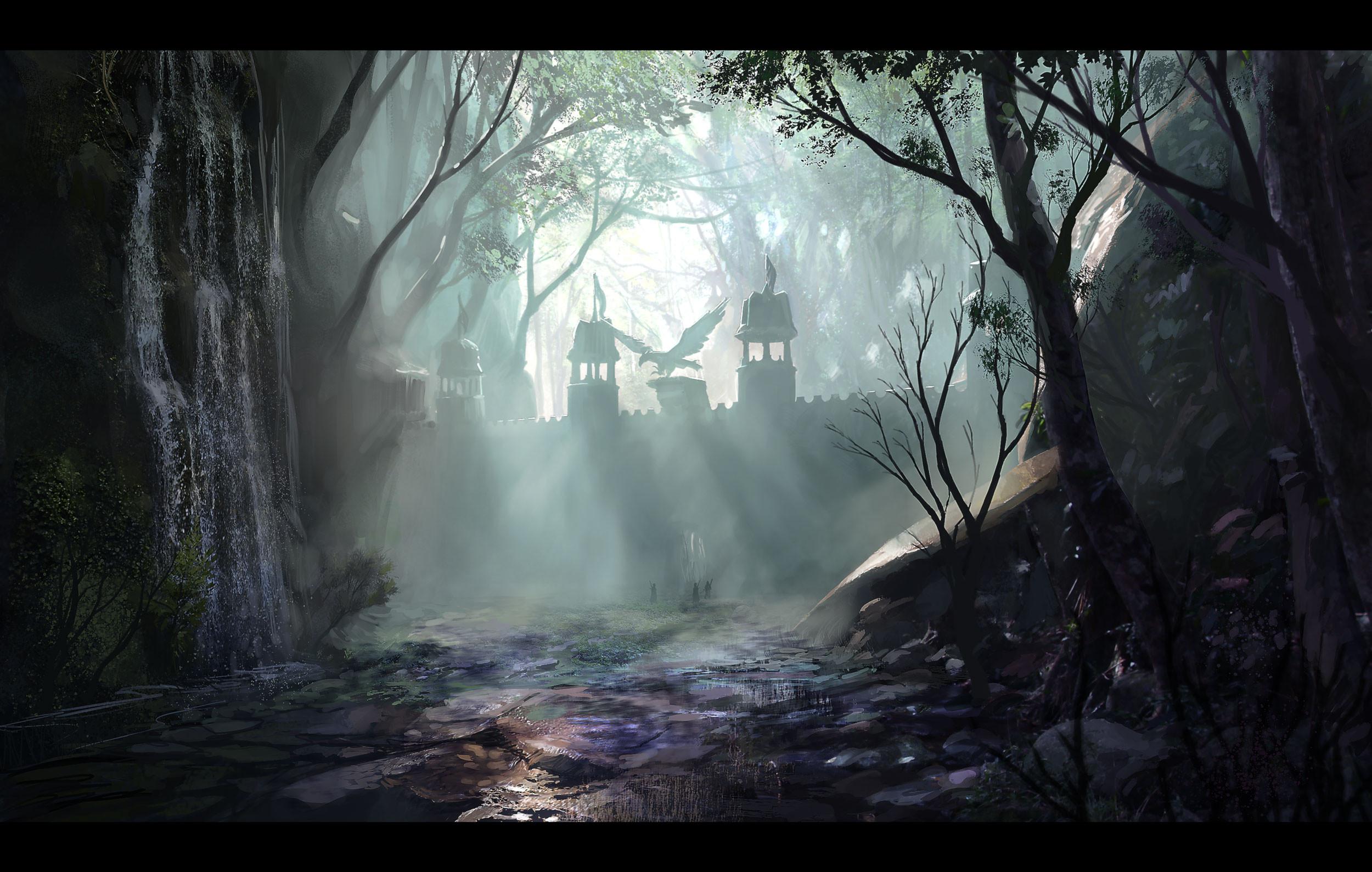 Gondolin Iron Gate