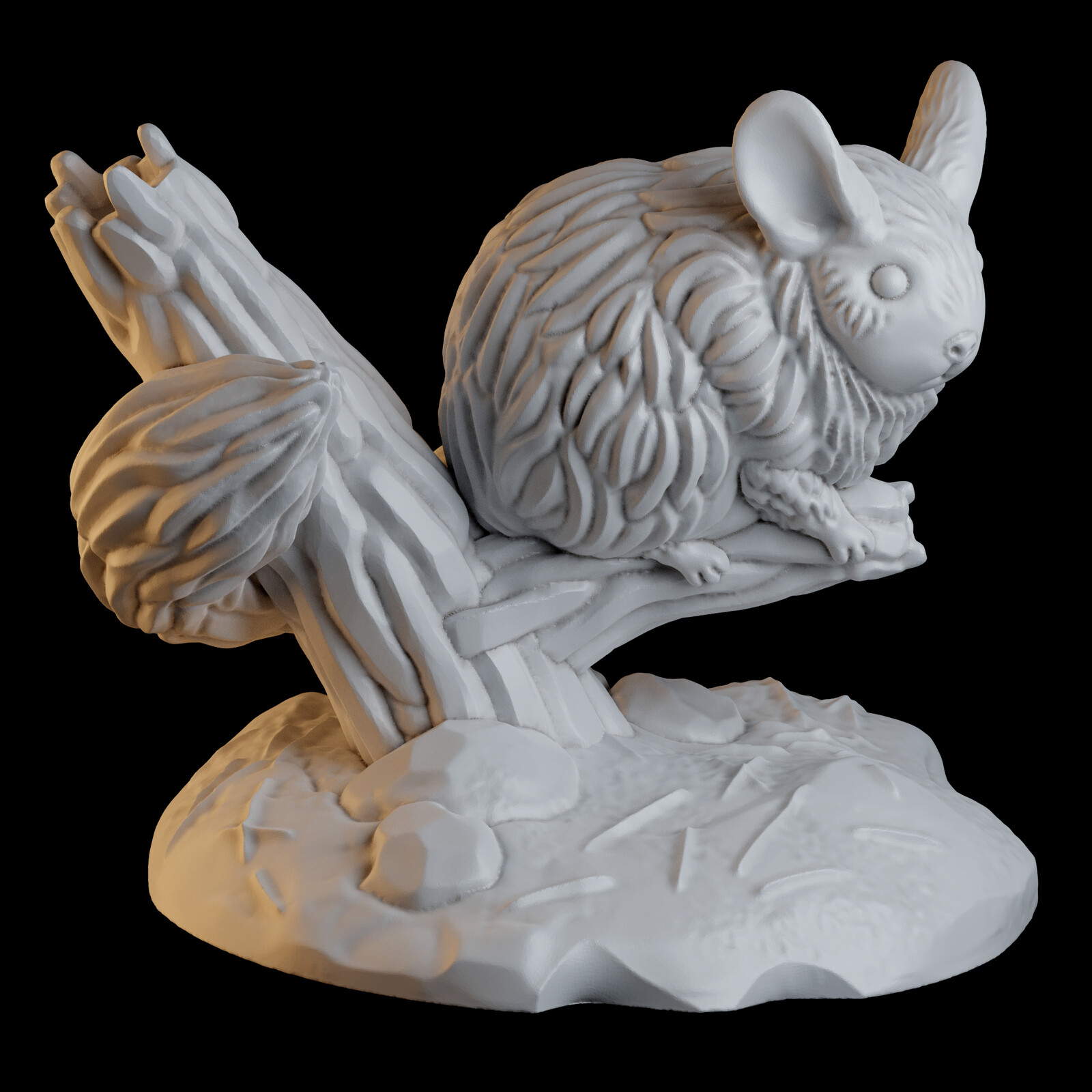 Fateforge: Chinchilla Miniature